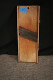 Antique Slaw Board