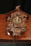 Large Made In Germany Cuckoo Clock