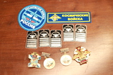 Russian Space Program Pins & Patches