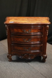 Provencial Style 3 Drawer Chest