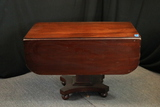 Empire Drop Leaf Table with Drawers