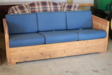 Crate Style Sofa & Chair