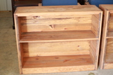 2 Crate Style Bookcases