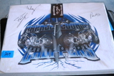 Orange County Choppers Signed T-shirt