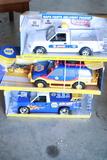 NAPA Model Trucks