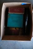 Box of Games & Stethoscope