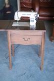 Signature Sewing Machine in Case