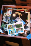 Box of Postcards & Booklets