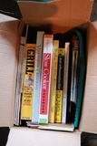 Box of Cook Books