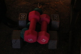 3 sets of Weights