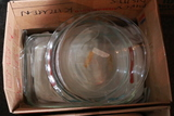 Pyrex Dishes & Misc Glassware
