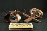2 Stereoscopes & Cards