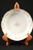 2 Limoge Plates & 1 Limoge Bowl