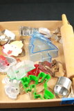 Flat Of Cookie Cutters