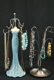 2 Jewelry Holders