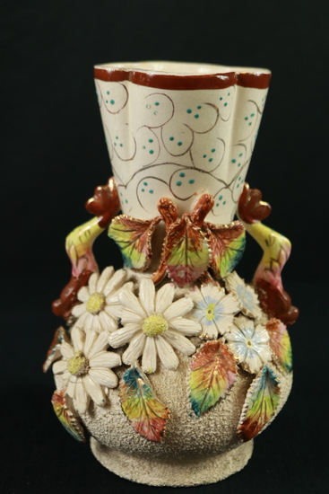 Porcelain Victorian Vase