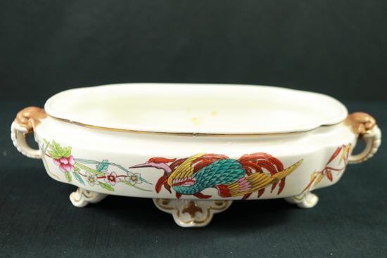 Victorian Casserole Vase