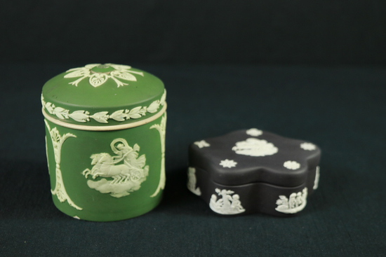 2 Pieces Of Wedgwood