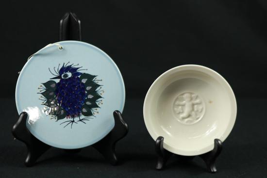 Royal Copenhagen Decorative Plate & Bowl