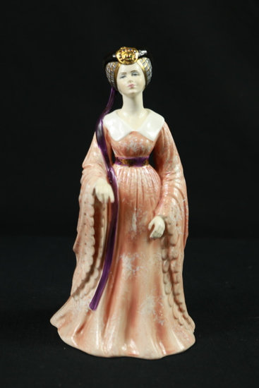Hand Painted House Of Lancaster 1399-1461 Figurine
