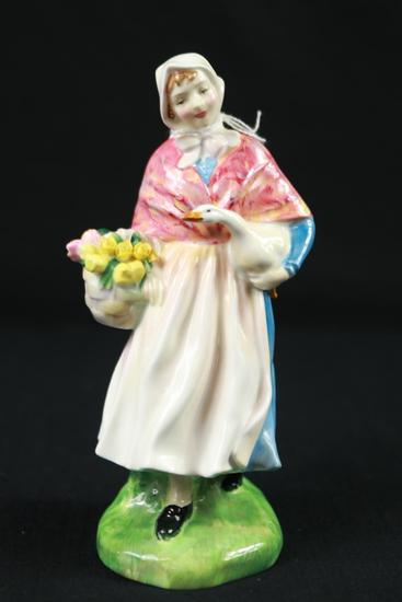 "Royal Doulton ""Market Day"" Figurine"