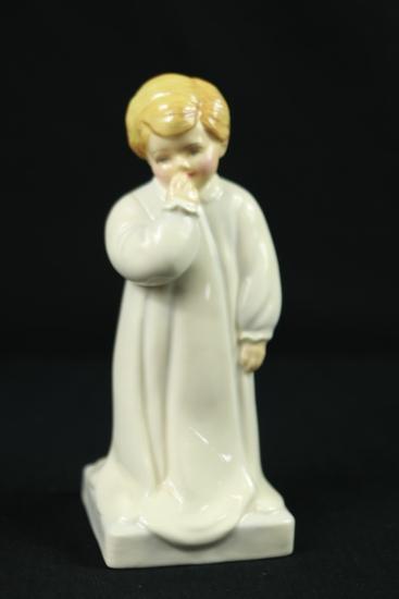 "Royal Doulton ""Darling"" Figurine"