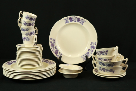 Partial Set Of Copeland Spode China