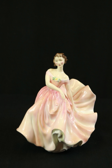 "Royal Doulton ""The Polka"" Figurine"