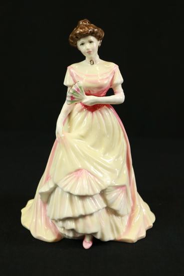 "Royal Doulton ""Julia"" Figurine"