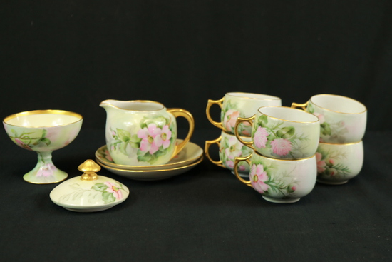 Partial Set Of Czech China
