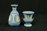 2 Wedgwood Vases