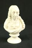 Matte Finish Porcelain Bust