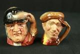 2 Royal Doulton Mugs