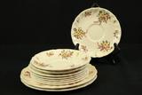 10 Royal Doulton Plates