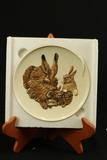 Goebel 1975 Mothers Series Rabbit Plate