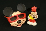 Mickey Mouse View master & Mickey Mouse Doll