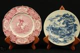 3 Commemorative Plates