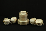 Limoge Cups, Saucers & Plates