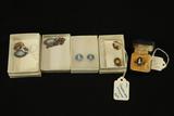 2 Wedgwood Necklaces, Ring & 2 Pair of Earrings