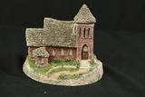 Signed English Church Figurine