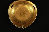 Noritaki Gold Wash Bowl