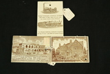 3 James Mcduffee & Stratton Co. Calender Advertisement Tiles