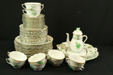 Herend Chinese Bouquet China Set