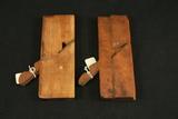 2 Wooden Block Planes
