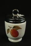 Royal Worchester Condiment Jar