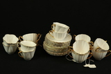 Shelly English China Cups & Saucers