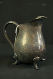 Silverplated Water Pitcher