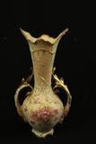 Bisque Vase