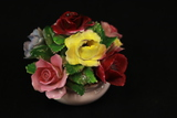Royal Doulton Porcelain Flowers