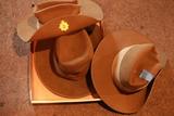 3 Aussie Hats